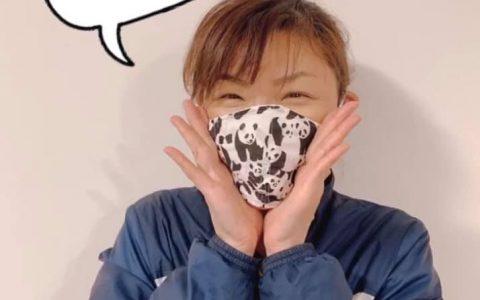 おひさま手作りマスク